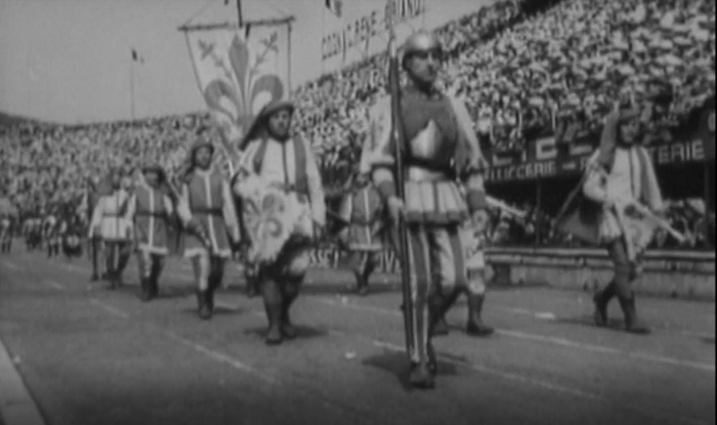 Una pagina del calcio italiano - Italia-Svizzera 1947