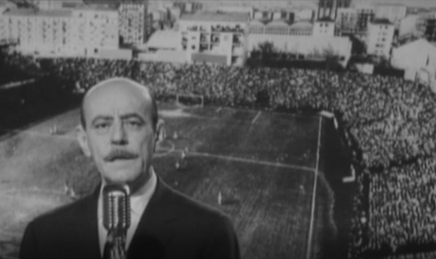 Una pagina del calcio italiano - Torino-Inter 1948