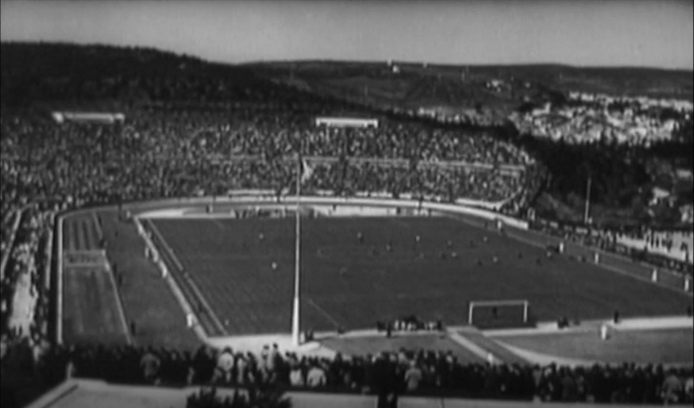 Una pagina del calcio italiano - Portogallo-Italia 1951