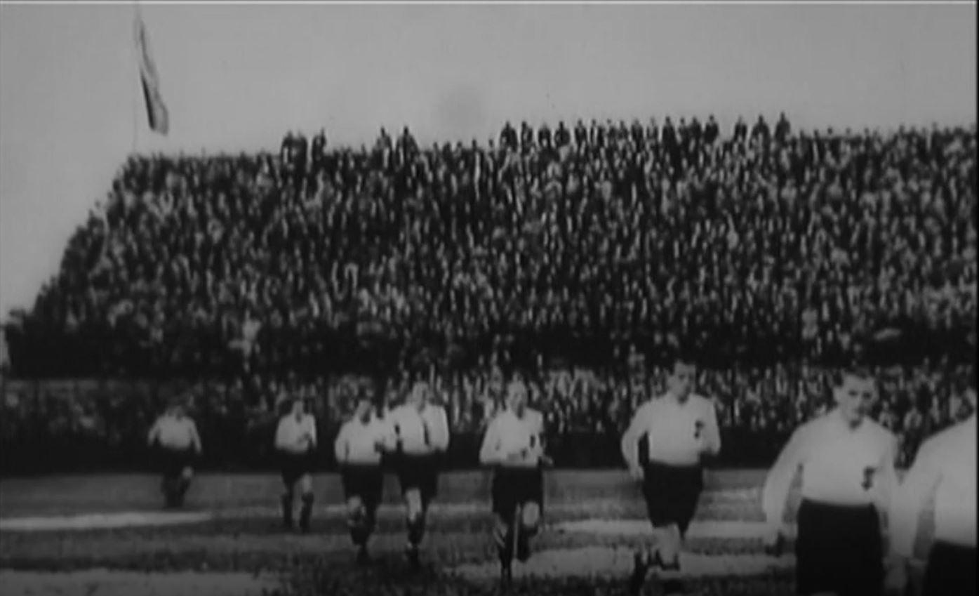 Una pagina del calcio italiano - Italia-Austria 1934