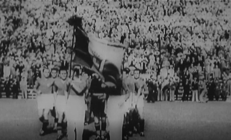 Una pagina del calcio italiano - Italia-Cecoslovacchia 1934