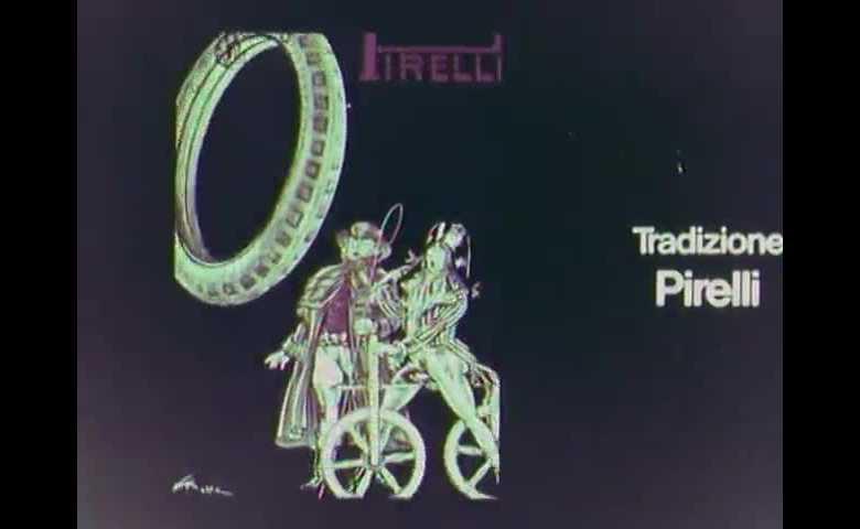 Pirelli P3 pneumatico rivoluzionario