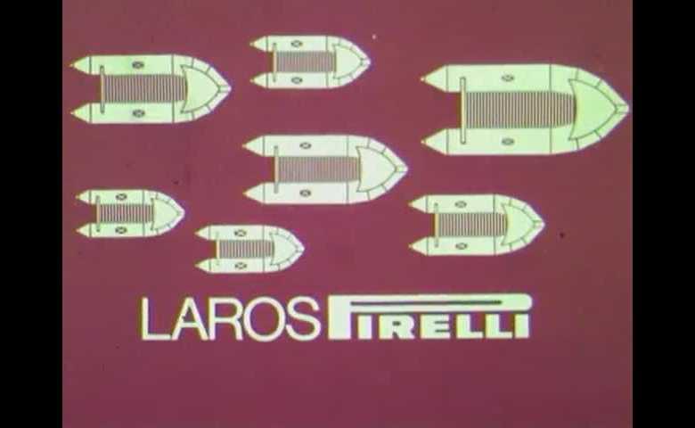 Laros Pirelli. Un battello sicuro