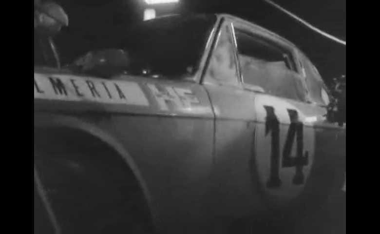 Rally - Intervista al pilota Sandro Munari