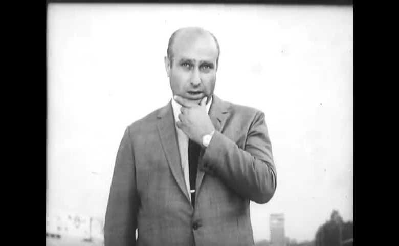 J. M. Fangio ricorda il GP d'Italia a Monza nel 1953