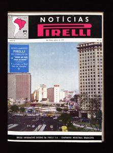 Brasil: Latexpluma Pirelli no mercado brasileiro
