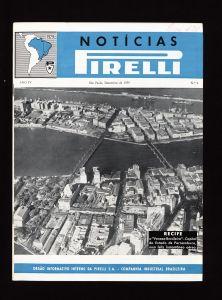 BS3 - Novidade revolucionaria Pirelli: o pneumatico com banda de rodagem separada
