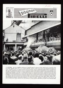 Que es la Conferencia Vicentina de Fabrica San Pio X, surgida entre el personal de Industrias Pirelli