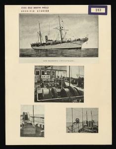 Telegraph ship Città di Milano