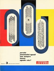 Pubblicità dei pneumatici Rolle, Cinturato, Stelvio, Stelvio nailon, Inverno e Cisa Pirelli