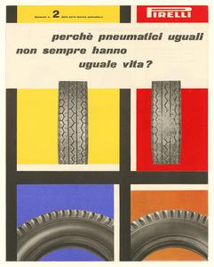 Pubblicità dei pneumatici Stelvio, Cinturato e Inverno Pirelli