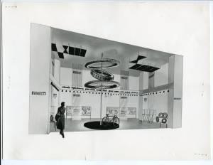 Esposizione Internazionale del Ciclo e Motociclo del 1954
