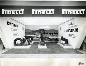 Salone Internazionale del Trattore del 1957