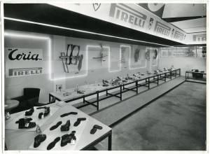 Mostra Mercato Internazionale delle Calzature di Vigevano del 1953