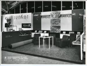Mostra internazionale del tessile di Busto Arsizio del 1954