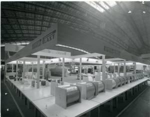 Mostra Internazionale dell'imballaggio e del confezionamento (IPACK) del 1961