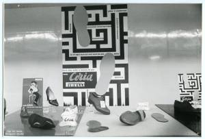 Mostra delle Calzature di Porto Civitanova del 1954