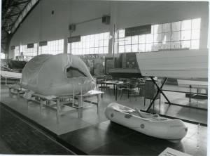 Salone della Nautica di Milano del 1961