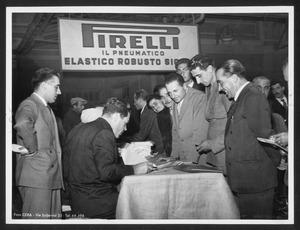 Gran Premio Pirelli: finale del 1950 - foto Cera