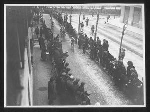 Corsa ciclistica militare Pavia-Gorizia del 1919