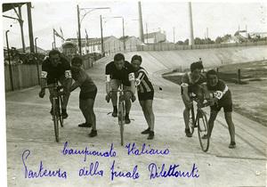 Campionato italiano al Velodromo Sempione