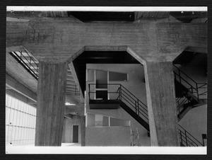 Gli interni del Centro Pirelli - foto Ciceri