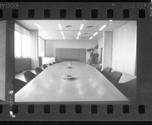 La sala di consiglio