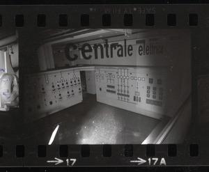 Gli impianti: la centrale elettrica