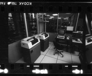 Il Centro Meccanografico