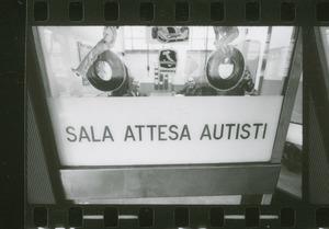La sala d'attesa per gli autisti