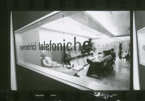 Il centralino telefonico