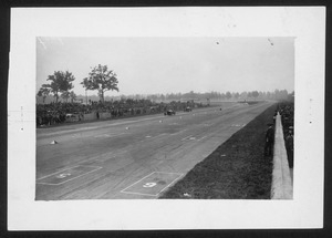 The Monza racing circuit