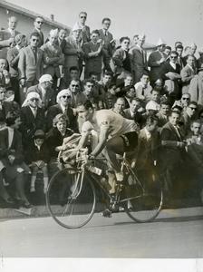Il corridore ciclista Michele Gismondi