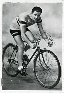 Il corridore ciclista Alfredo Binda (1902-1986)