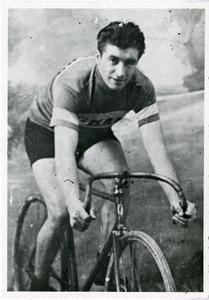 Il corridore ciclista Giovanni Brunero (1895-1934)