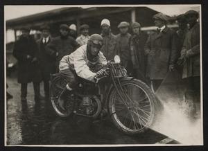 Record Garelli a Monza nel 1926
