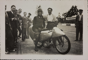 Record Miller Balsamo a Monza nel 1932