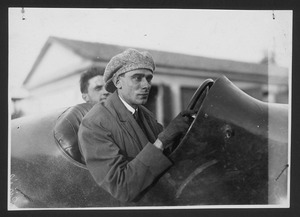 The driver Cirio