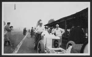 The driver Alfred Neubauer