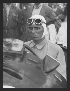 Il pilota Achille Varzi