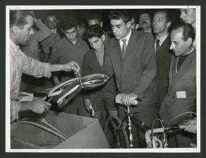 Gran Premio Pirelli: finale del 1952
