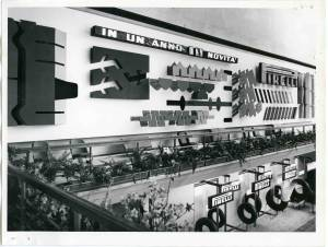 Salone dell'Automobile di Torino del 1955