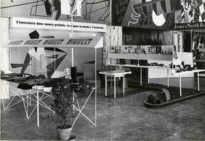 Mostra della sicurezza sul lavoro di Roma del 1955
