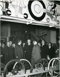 Esposizione Internazionale del Ciclo e Motociclo del 1956