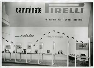 Mostra Mercato Internazionale delle Calzature di Vigevano del 1956