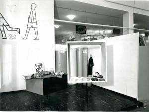 Mostra Mercato Internazionale delle Calzature di Vigevano del 1957