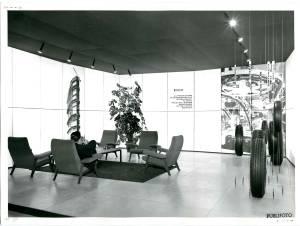 Salone dell'Automobile di Torino del 1958