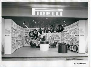 Salone dell'Automobile di Torino del 1960