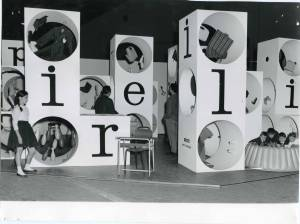 Salone del Bambino del 1960