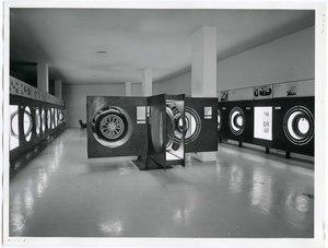 Inaugurazione del Museo dell'Automobile di Torino del 1960